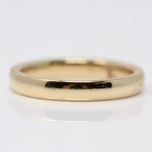 JAMES AVERY 14K Yellow Gold Forever Band Ring 6
